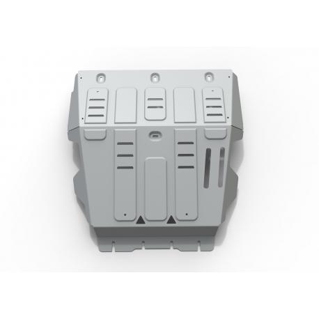 Volkswagen Amarok 2.0TDI set of covers - Aluminium