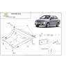 Chevrolet Aveo (cover under the engine) - Metal sheet