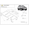 Chevrolet Captiva (cover under the engine) - Metal sheet