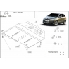 Opel Antara (cover under the engine) 2.4, 3.2 - Metal sheet
