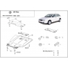 VW Polo Classic (cover under the engine) 1.4, 1.6 - Metal sheet