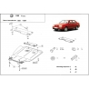 VW Vento (cover under the engine) 1.4, 1.6, 1.9D - Metal sheet