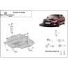 Skoda SuperB II (cover under the engine) 1.2, 2.0TDi - Metal sheet