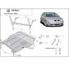 VW Bora (cover under the engine) 1.4, 1.6(101HP), 1.8, 1.8RS, 1.9TD, 2.0, 2.3 V5 - Metal sheet
