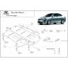 Hyundai Elantra (cover under the engine) 1.4, 1.6, 2.0 - Metal sheet