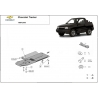 Chevrolet Tracker (cover under the engine) 1.6, 1.9, 2.0, 2.4 - Metal sheet