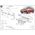 Fiat Palio kryt pod motor - Plech
