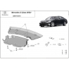 Mercedes S-Class - W221 (cover under the engine) - Metal sheet