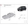 Mitsubishi Pajero Sport II (cover under the transmission) 2.5Td, 3.0, 3.2Td, 3.5 - Metal sheet