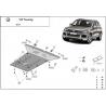 VW Touareg (cover under the engine) 2.0, 2.5 Tdi,3.0 Tdi ,3.2 V6 - Metal sheet