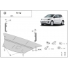 VW Up (cover under the engine) - Metal sheet