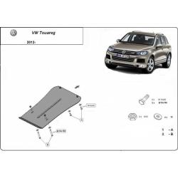 VW Touareg kryt pod motor 2.0, 2.5 TDi, 3.0 TDi, 3.2 V6 - Plech