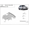 Mercedes C-Classe W203 (cover under the engine) 2.0 - Metal sheet