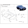 Mercedes E-Classe W210 (cover under the engine) - Metal sheet