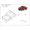 Mitsubishi L200 (cover under the engine) 2.0, 2.4(4WD), 2.5TDi, (4WD) - Metal sheet
