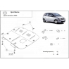 Opel Meriva (cover under the engine) 1.2, 1.8 - Metal sheet