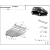 Opel Agila (cover under the engine) 1.0, 1.1, 1.3 - Metal sheet