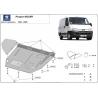 Peugeot Boxer (cover under the engine) 1.9D, 1.9TD, 2.0, 2.3JTD, 2.5TD, 2.8JTD - Metal sheet