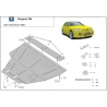 Peugeot 306 (cover under the engine) 1.1, 1.4, 1.8, 1.9D, 2.0i - Metal sheet
