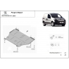 Peugeot Bipper (cover under the engine) 1.4, 1.9TDi - Metal sheet