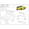 Seat Ibiza kryt pod motor 1.0, 2.0 - Plech