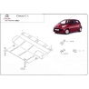 Citroen C1 (cover under the engine) 1.0, 1.4HDi - Metal sheet