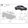 Volvo S80 (cover under the engine) 2.0T, 2.5T - Metal sheet