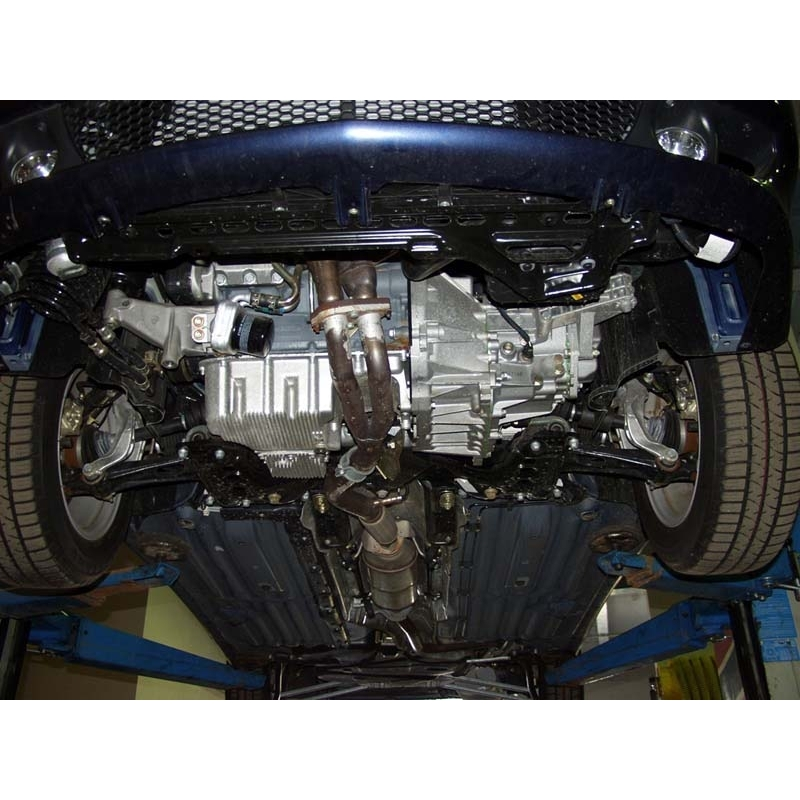 Alfa Romeo 156 (cover Under The Engine And Gearbox