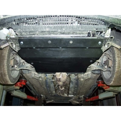 Alfa Romeo 166 (cover under the engine and gearbox) - Metal sheet