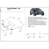 Audi A6 Allroad (cover under the engine and gearbox) - Aluminium