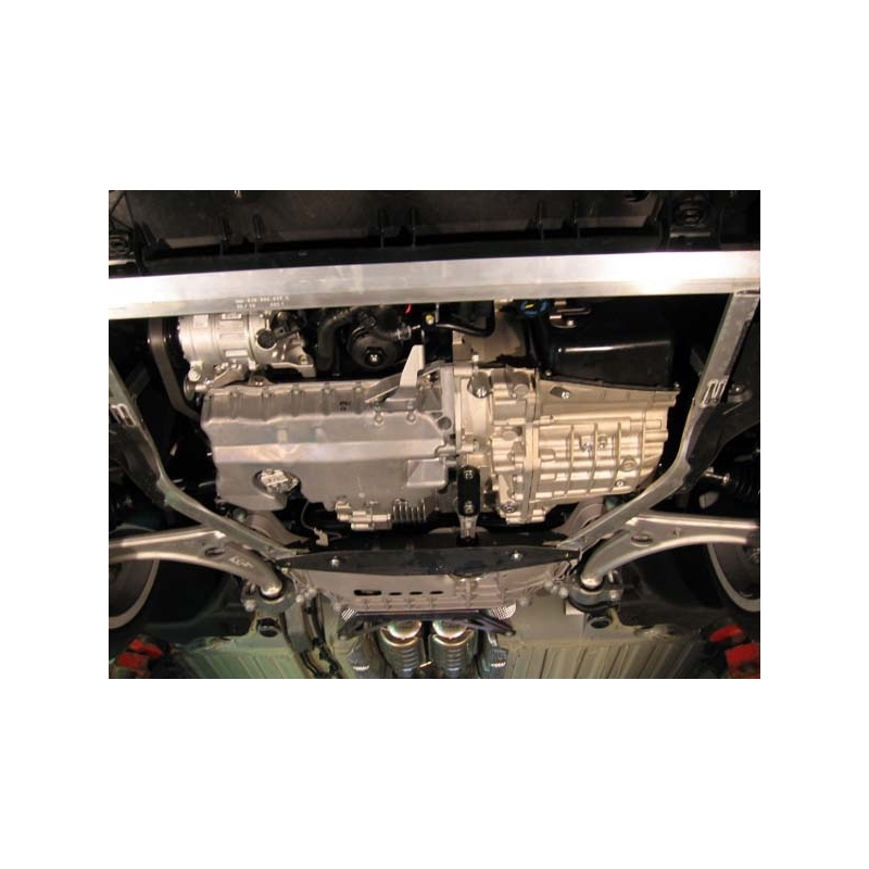 Audi TT (cover Under The Engine And Gearbox) 2.0 TFSI, 3.2