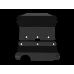 BMW E81 Kryt pod motor a převodovku 1.6 - Plech