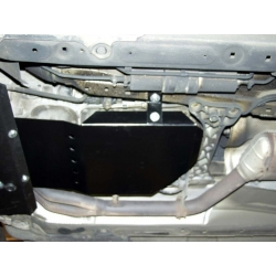 BMW E46 (Cover the automatic transmission) 1.6, 1.8, 2.0, 2.3 - Metal sheet