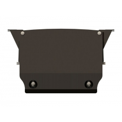 BMW F10, F11 (cover under the engine) 3.0D, AT - Metal sheet