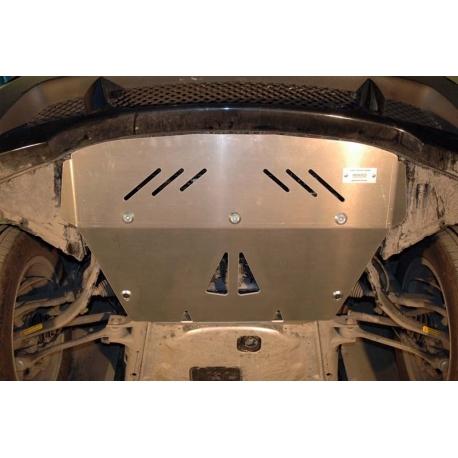 BMW X3 (cover under the engine) 2.0TD, 3.0 Si - Aluminium