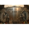 BMW X3 (cover under the engine) 1.8TD, 2.0TD, 2.8 AT, 3.0 - Aluminium