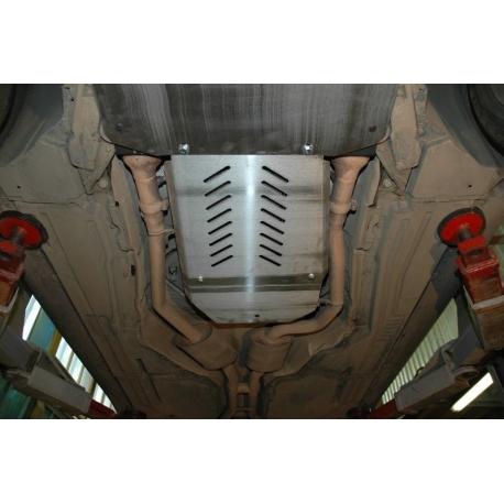 BMW X5 (Cover the automatic transmission) 4.8 - Aluminium