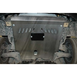 Chevrolet Lacetti (cover under the engine and gearbox) 1.4, 1.6, 1.8 - Metal sheet