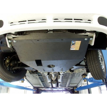 Chevrolet Sens (cover under the engine and gearbox) 1.3 - Metal sheet