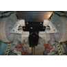 Chevrolet Trail Blazer (cover under the engine and gearbox) 4.2 - Metal sheet