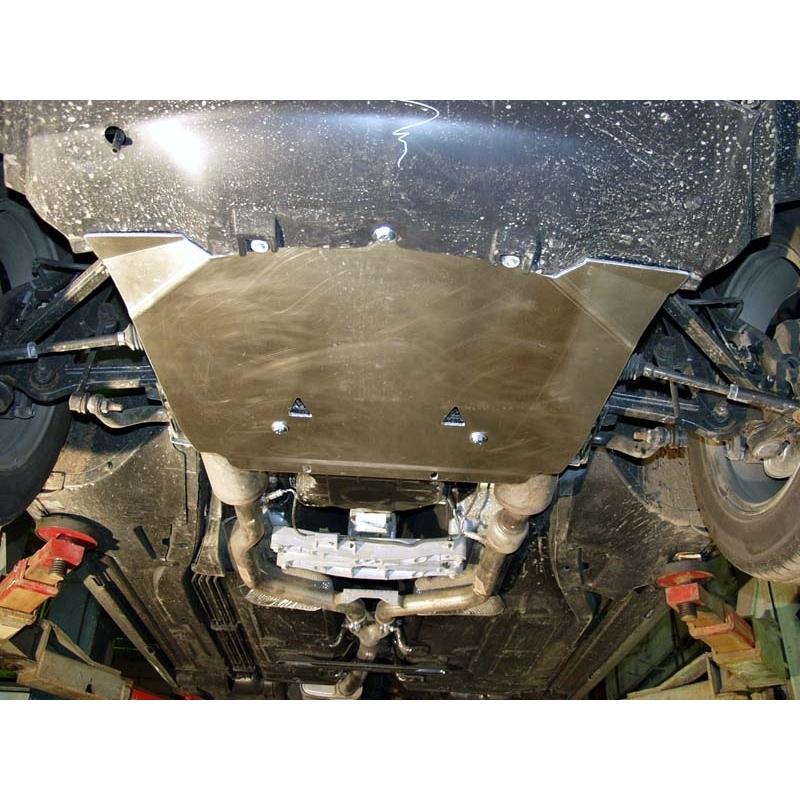 Chrysler 300 C Cover Under The Engine 5 7 6 1 Metal Sheet