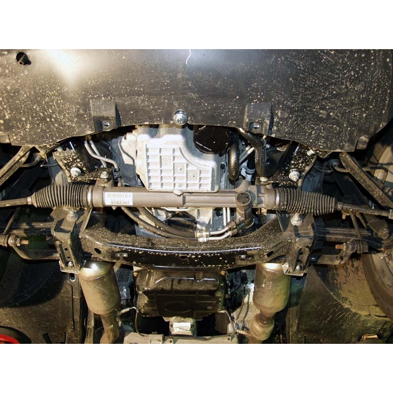 Chrysler 300 C (cover Under The Engine) 5.7, 6.1