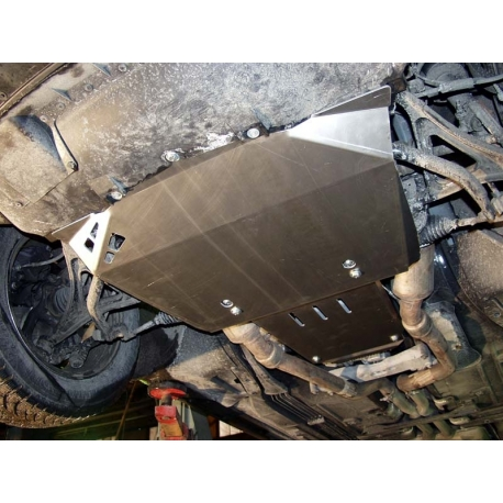 Chrysler 300 C (Cover the automatic transmission) 5.7, 6.1 USA Produktion - Metal sheet