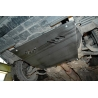 Citroen C5 (cover under the engine and gearbox) 1.8, 2.0 - Metal sheet