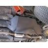 Citroen C-Crosser (Cover the tank) 2.2HDI - Metal sheet