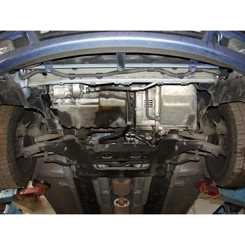 Citroen Xsara Cover Under The Engine And Gearbox Expect