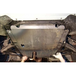 Dacia Logan (cover under the engine and gearbox) 1.4, 1.5, 1.6 - Metal sheet