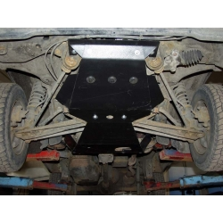 Daewoo Damas (cover under the engine and gearbox) 0.8 - Metal sheet