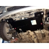 Daewoo Matiz (cover under the engine and gearbox) 0.8, 1.0 - Metal sheet