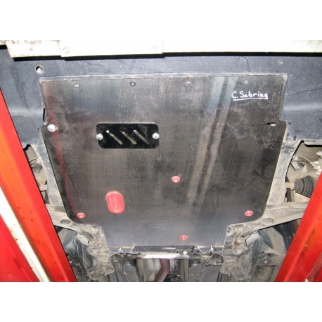 Dodge Avenger (cover under the engine and gearbox) 2.0, 2.4 - Metal sheet